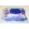 Aquella Baby Levendula nedves törlőkendő 100 db kupakos
