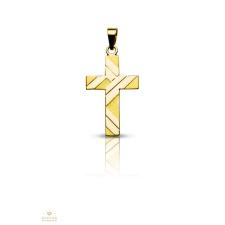 Arany kereszt medál - FMK99 medál