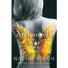 Archangel's War – Nalini Singh idegen nyelvű könyv