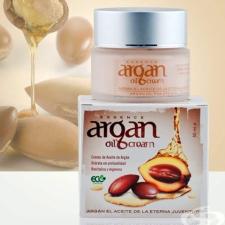 Argán olaj krém nappali arckrém
