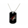 Arizona Coyotes függő Dog Tag