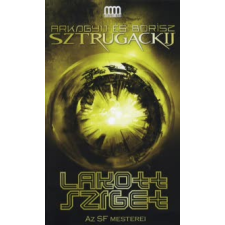 Arkagyij Sztrugackij, Borisz Sztrugackij LAKOTT SZIGET regény