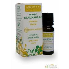 Aromax Szaunaolaj Frissitő 10 ml olaj és ecet