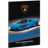 Ars Una Lamborghini négyzethálós füzet A/4