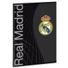Ars Una Real Madrid fekete szótárfüzet A/5