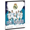 Ars Una Real Madrid játékosok szótárfüzet A/5 31-32