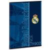 Ars Una Real Madrid kék sima füzet A/4-es méret
