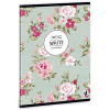 Ars Una Vintage rose füzet négyzethálós A/5