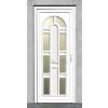 ARSENAL 5 Műanyag bejárati ajtó 90x210 cm