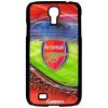 Arsenal zadný ochranný kryt ARSENAL na Samsung i9500 Galaxy S4 - 3D