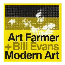 Art Farmer, Bill Evans - Modern Art (Cd) jazz