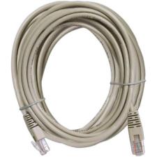 Art PATCHCORD UTP 5e 15m grey oem kábel és adapter