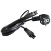 Art Supply Cable for Notebook 3 pin VDE 1,8M oem