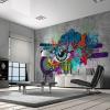Artgeist Fotótapéta - Graffiti eye