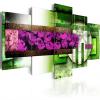 Artgeist Kép - Abstract garden