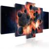 Artgeist Kép - Elmélete a világegyetem teremtés