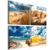 Artgeist Kép - Holiday at the Seaside