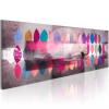 Artgeist Kézzel festett kép - Color trends