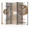 Artgeist Paraván - Futuristic Forest II [Room Dividers]