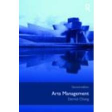 Arts Management – Derrick Chong idegen nyelvű könyv