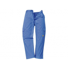 AS11 - Antisztatikus, ESD nadrág - kék