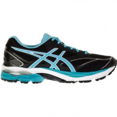 Asics Gel Pulse 8 női futócipő, Black/Aquarium, 37 (T6E6N-9039-6)
