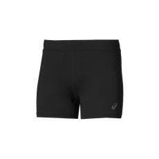 Asics Sport rövidnadrág nők számára Asics HOT PANT Fekete Asics SHORT