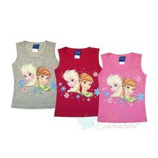 Asti Disney Jégvarázs-Frozen gyerek ujjatlan felső (méret: 92-140)