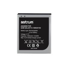 Astrum AS9000 Samsung EB575152LU kompatibilis akkumulátor (i9000 Galaxy S) Li-Ion 1600mAh mobiltelefon akkumulátor