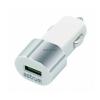 Astrum Astrum CC100 fehér - ezüst autós szivar töltő 1.0A 1xUSB A93010-Q