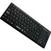 Astrum Bluetooth 3.0 billentyűzet touchpaddal fekete, Android/IOS kompatibilis KB-338 KT390
