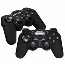 Astrum GP220 vezetékes analóg rezgő Gaming Game pad PC USB duál kit 2db videójáték kiegészítő