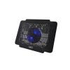 Astrum Laptop hűtő 1 nagy ventillátorral 15.6 fekete CP160