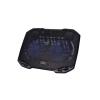 Astrum Laptop hűtő 2 nagy ventillátorral 17.0 fekete CP170
