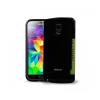 Astrum MC070 kártyatartós Samsung S5 hátlapvédő fekete