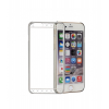 Astrum MC230 keretes átlátszó, alul felül Swarovski köves Apple iPhone 6 Plus tok ezüst