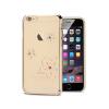 Astrum MC280 keretes virág mintás, színes Swarovski köves Apple iPhone 6 Plus / 6S Plus hátlapv