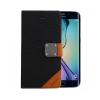 Astrum MC640 MATTE BOOK mágneszáras Samsung G925F Galaxy S6 EDGE könyvtok fekete
