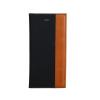 Astrum MC700 DIARY mágneszáras Samsung A510 Galaxy A5 2016 könyvtok fekete-barna