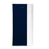 Astrum MC730 DIARY mágneszáras Huawei Y5 könyvtok sötétkék-fehér