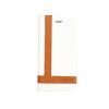 Astrum MC880 TEE PRO Microsoft Lumia 950 könyvtok fehér-barna