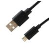Astrum Micro USB csomagolt adatkábel 1.5M CB-U2ATD15 UD115