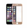 Astrum PG370 Apple iPhone 6 Plus / 6S Plus fémkeretes üvegfólia arany 9H 0.33MM