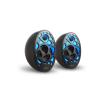 Astrum SU150 fekete-kék 2.0 csatornás hangszóró 3,5mm jack csatlakozóval, USB-s áramellátással