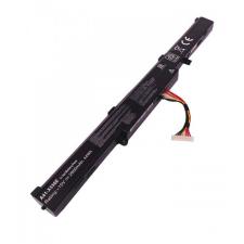Asus A750JB 2950 mAh 3 cella fekete notebook/laptop akku/akkumulátor utángyártott asus notebook akkumulátor
