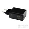 Asus AD897020 hálózati töltő adapter, 5V/2A, fekete, gyári, csomagolás nélkül