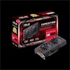Asus AMD Radeon RX 570 Expedition OC VGA (PCIe 3.0, 4 GB DDR5, 256 bit, DVI+HDMI+DP, aktív hűtő)