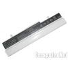 Asus EEEPC 1001, 1005, 1100 fehér 6 cellás utángyártott új laptop akku, AL31-1005