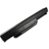 Asus K53U 6600 mAh 9 cella fekete notebook/laptop akku/akkumulátor utángyártott