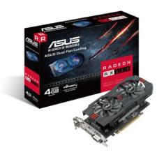 Asus Radeon RX 560 4GB GDDR5 128bit PCIe (ROG-STRIX-RX560-4G-GAMING) videókártya